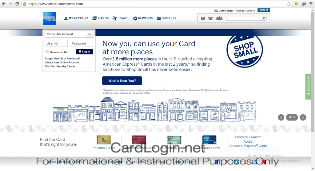 American Express | How to Login | How to Apply | Guide