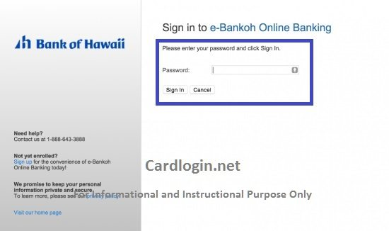Bank_of_Hawaii_Sign_On_Page 2