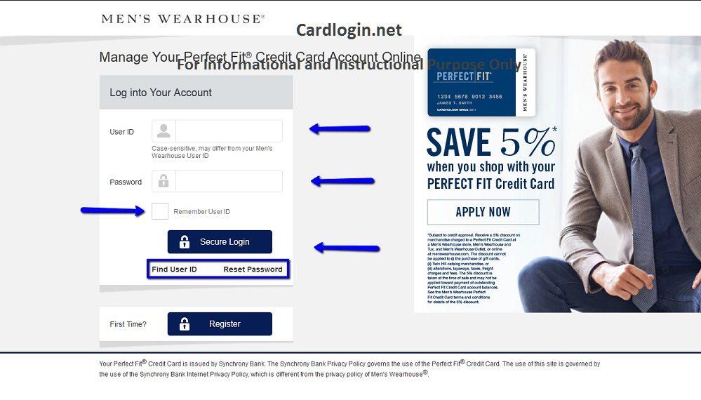 mens_warehouse_credit_card_login