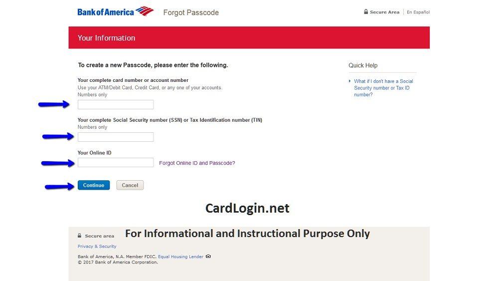 Clemson_Alumni_Association_Credit_Card_Forgot_Passcode