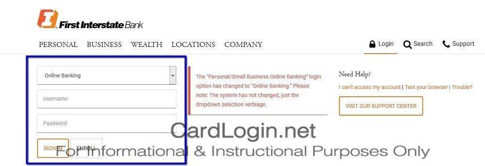 First_Interstate_Bank_FirstRewards_World_MasterCard®_Login