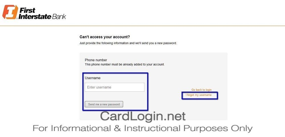 Forgot_Your_First_Interstate_Bank_FirstRewards_World_MasterCard®_User_ID_Or_Password_step_1