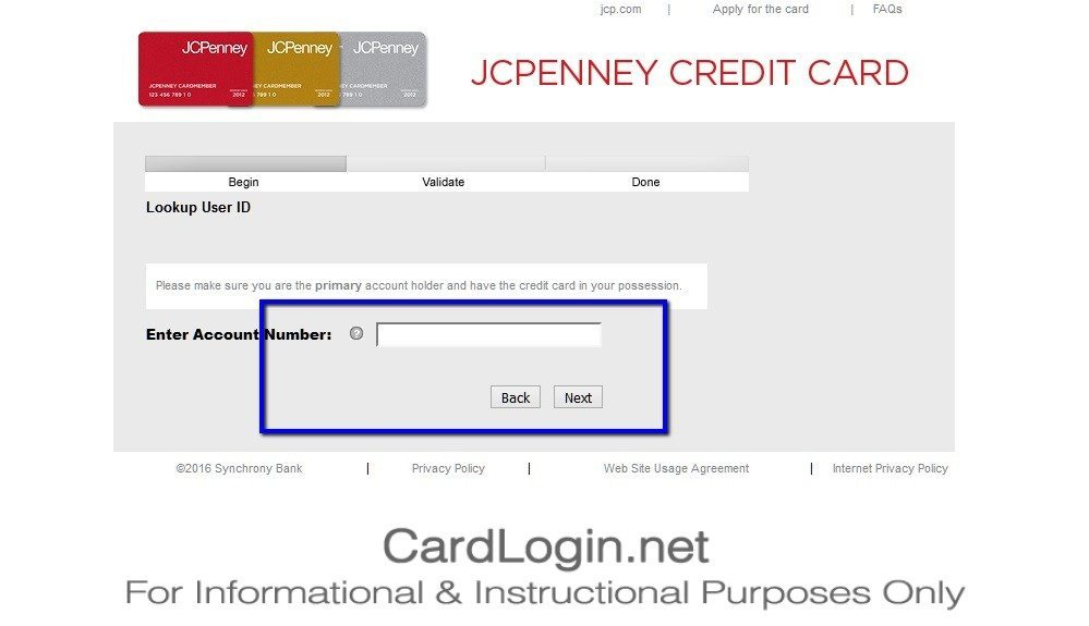 Forgot_Your_JCPenney_Silver_Credit_Card_User_ID_Or_Password