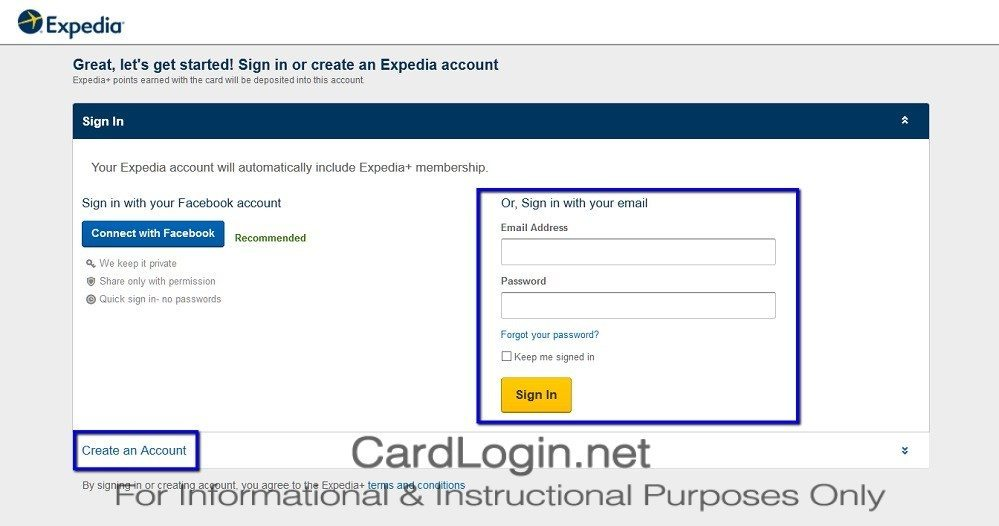 How_To_Apply_For_Citi_Expedia+_Credit_Card