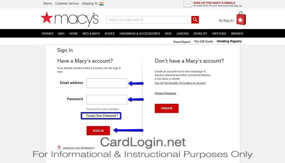 Macys_Credit_Card_Login