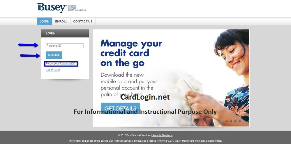 Pulaski_Bank_Visa_Business_Cash_Card_Login